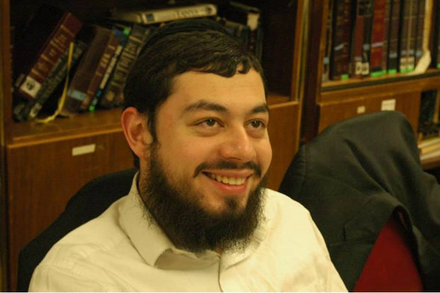 The 25-year-old rabbinical student was struck and killed by a city Sanitation truck Sunday, Feb. 23, 2014.