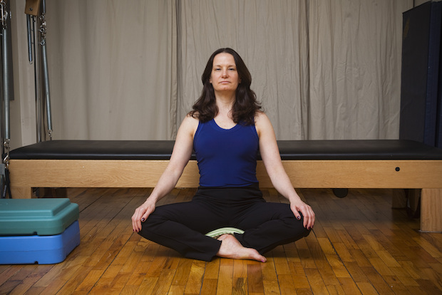 As you experiment with introducing healthy habits for 2014, consider incorporating meditation into your daily practice. DNAinfo fitness columnist Sheryl Burpee Dluginski shows you how.