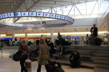 JFK Terminal 5.