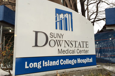 Long Island College Hospital at 339 Hicks St.