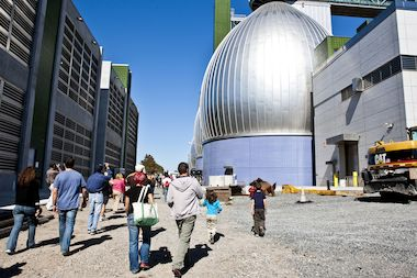"The Department of Environmental Protection will lead tours of the Newtown Creek Wastewater Treatment Plant on Friday, promising ""a unique setting for New Yorkers seeking an alternative destination for a Valentine's Day outing."""