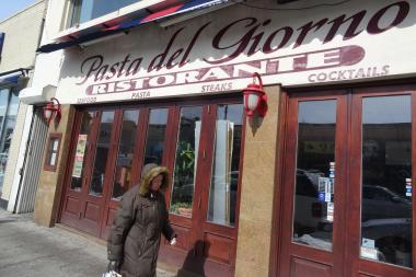 Pasta del Giorno closes after 25 years on Austin Street.