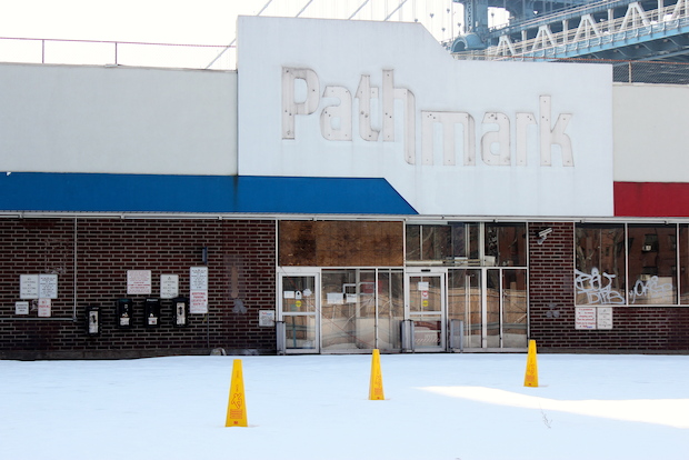 Demolition permits for the former Pathmark site on the Lower East Side have been approved.