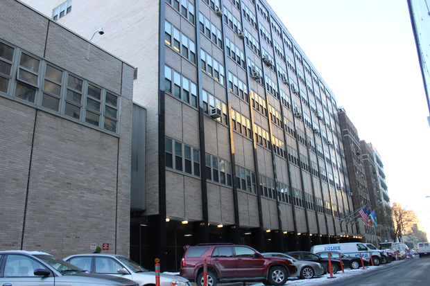 Nypd To Keep Gramercy Building After Police Academy Moves