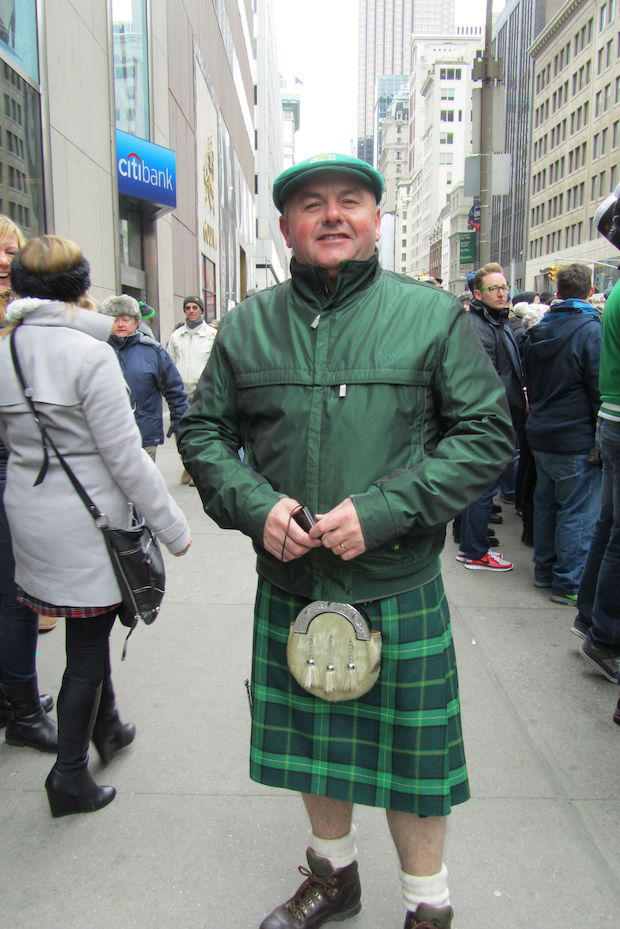 St Patricks Day Parade Includes First