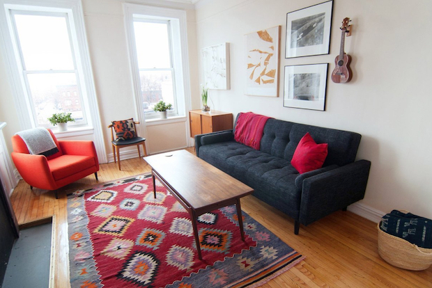 Top Five Tips For Furnishing Your First Apartment