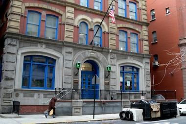 Edward Soto, 51, hanged himself in his cell at the 19th Precinct Station house on Jan. 26, the NYPD said.