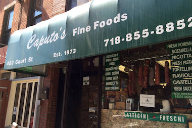 Caputo's Fine Foods, located at 460 Court St., in Carroll Gardens.