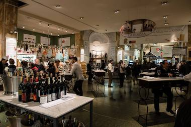 Eataly Vino will close for six months and paid the SLA a fine of $500,000 for breaking rules.