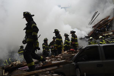 Federal officials said the city and Con Edison both played parts in the deadly explosion that killed eight people in March 2014.