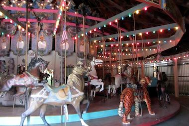 The popular Forest Park Carousel is reopening on March 29 just in time for spring.