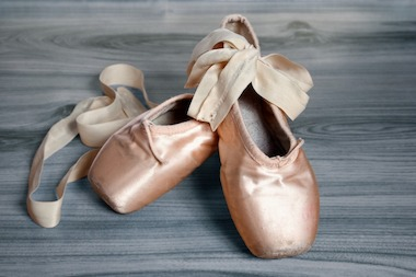 Money raised will go to benefit the New York City Ballet's Toe Shoe Fund.