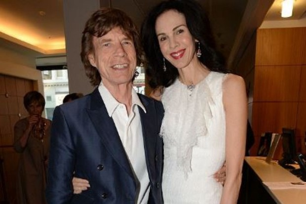Fashion designer L'Wren Scott, who was Mick Jagger's longtime girlfriend, was found dead of an apparent suicide Monday morning March 17, 2014, police said.