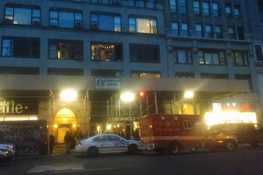 Gloria Hillman, 82, was killed when flames broke out in her Chelsea apartment, officials said.