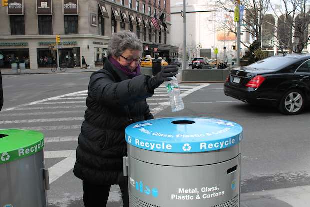 "The new bins are ""high end"" and sturdy, said the Sanitation Commissioner."