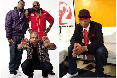 Naughty By Nature, Marley Marl and other acts will perform Saturday at Resorts World Casino.
