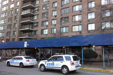 A man and a woman were stabbed at Columbus Avenue and 97th Street, police said.