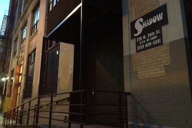 The former home of the Shadow Nightclub, 229 W. 28th St., sold for $81.5 million in March.