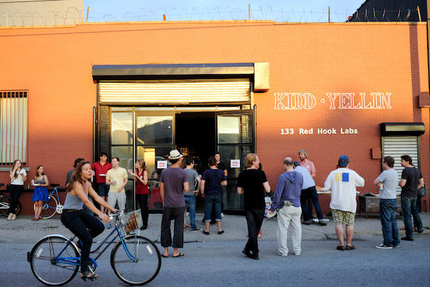 "Slideluck will host a ""bikeshow"" featuring art related to cycles and cycling on March 28 to celebrate the upcoming Red Hook Criterium."