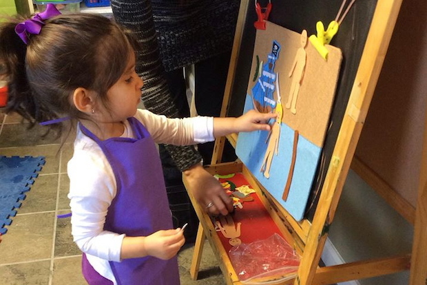 Splats & Squiggles, a Staten Island children's enrichment program, is opening its first Brooklyn location at 539 Third Ave near 13th Street.