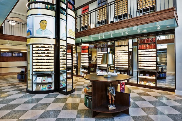 Glasses Frames Upper East Side : Warby Parker Opens at Historic Former Lascoff Drugs Site ...