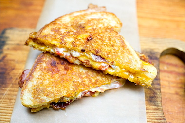Gourmet grilled cheese mini-chain is opening in the Financial District.