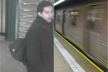 A man between groped a 13-year-old girl on a 4 train on March 26, 2014, police said.
