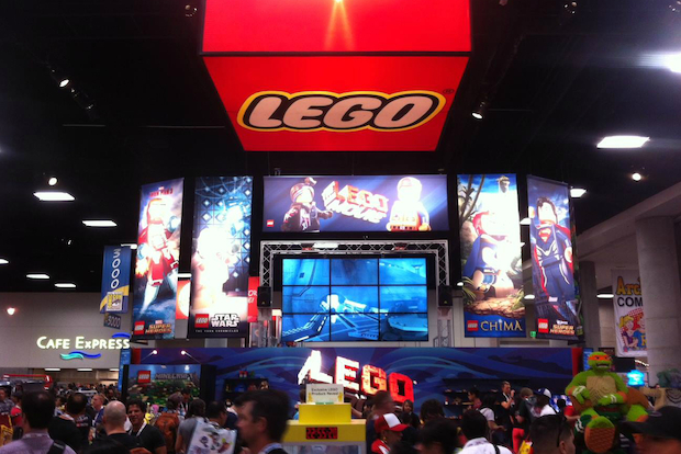 The Lego flagship will open in Flatiron mid-July and will host a grand opening event in August.