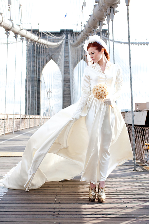 The Best Nyc Spots For Wedding Photos
