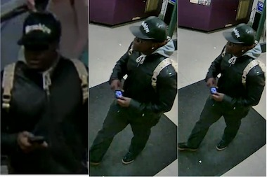 Police said this man has been stealing laptops and bags from eateries in Gramercy and the Village.