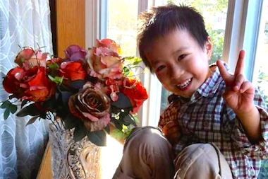 Tim Wang's 4-year-old son, who lives in Flushing, scored a 97 on this year's gifted and talented exam.