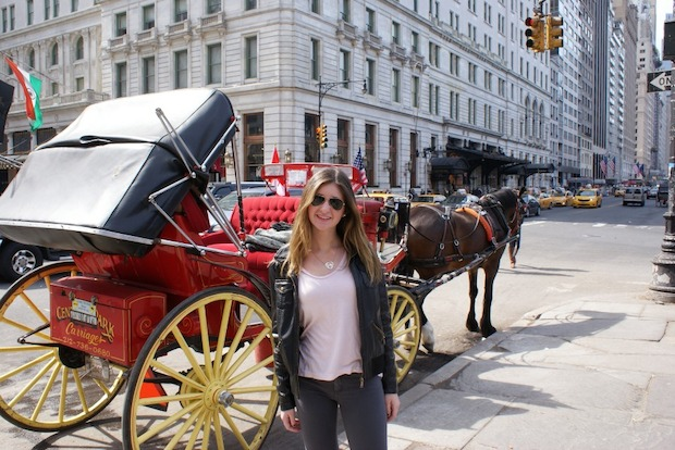 IconicNYC, a group founded by high schoolers, is fighting to keep carriage horses in the city.