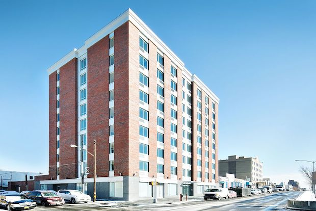 Apartments at Icon52, at 5205 Queens Blvd., cost 50 percent more than average rents in the neighborhood.