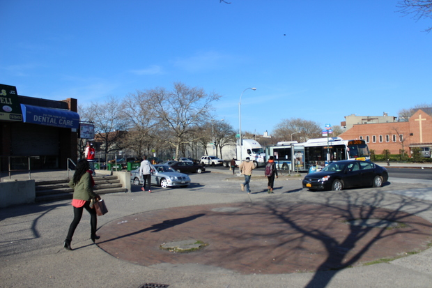 A lawsuit against the MTA claims a B46 driver refused to let an 8-year-old boy off at Malcolm X Boulevard and Fulton Street, causing him to get him by a car after he was dropped off at an undesignated stop.