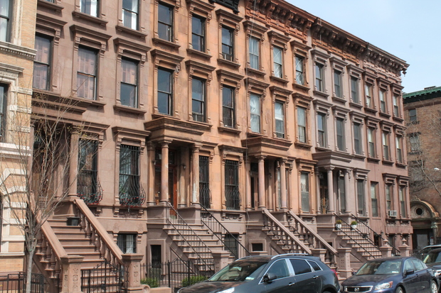 Row houses in the Mount Morris Park neighborhood, which were built between the late 19th and early 20th century, will be protected under a new historic district designation.