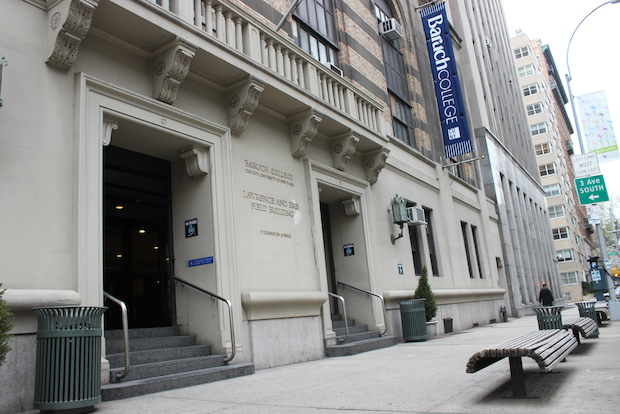 Baruch College will renovate its 85-year-old campus hub beginning next year, officials said.