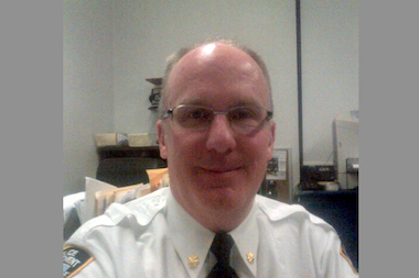 Deputy Inspector John Hart will take over command of the NYPD's Midtown North Precinct.