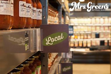 Mrs. Green's Natural Market is looking to stock the new Hudson Street store with goods made by Village locals.