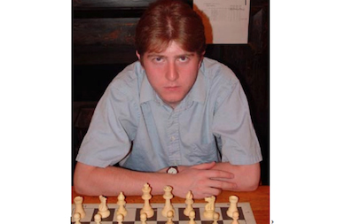 Noah Siegel, a former child chess prodigy, was busted last year for a role in an illegal gambling ring with ties to the Russian mob. He is now teaching chess to kids at the 14th Street Y in the East Village.