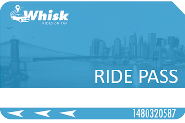 Whisk now allows Brooklyn riders to buy unlimited weekly passes.
