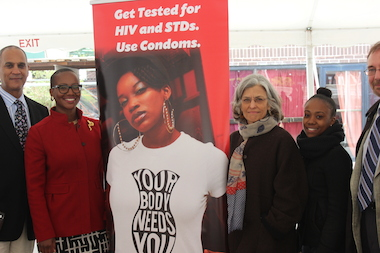 "Planned Parenthood's Project Street Beat launched ""Your Body Needs You,"" a program designed to raise awareness about sexually transmitted infections and HIV in communities of color."