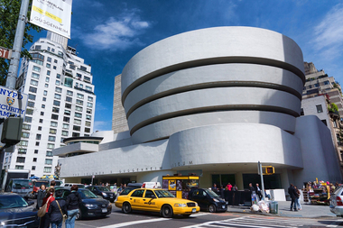 You can now get a free one-year membership at the Guggenheim Museum with your IDNYC.