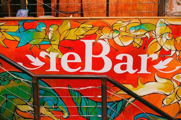 The restaurant and event venue reBar abruptly closed on Friday morning.