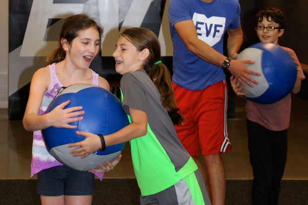 EVF CrossFit at Columbus Circle will begin offering kids classes in June.