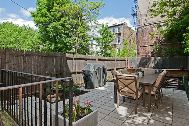 Private outdoor space can be yours with these three units on the market the weekend of May 23.