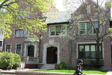 The Chabad-Lubavitch Headquarters bought 760 Eastern Parkway to use as part of the group's library. The property formerly belonged to the Itkin family, according to the library's director. They bought it in 1966, according to property records.