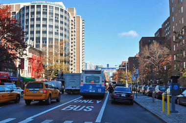 DOT announced plans to create a loading lane on Third Avenue and a new bus stop at 57th Street.