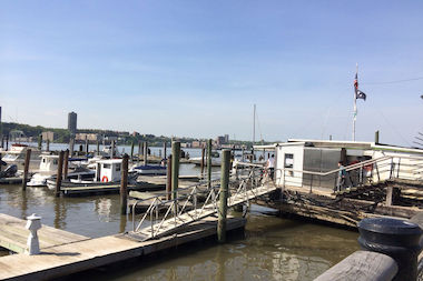 A body was found in the Hudson River this afternoon and transported to the Boat Basin. The cause of death for the unidentified man is not yet known.