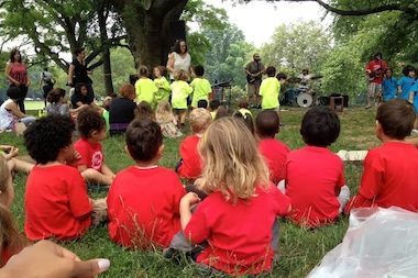 Camp Fort Greene will meet from July 7 to Aug. 22 at Lafayette Avenue Presbyterian Church.