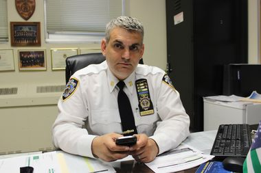 Capt. Thomas Conforti has been tapped by the NYPD to be part of a pilot program to tweet about neighborhood crime issues.